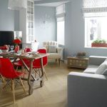 adelaparvu.com despre living impartit in doua camere, apartament 75 mp, Moscova, design Enjoy Home (23)