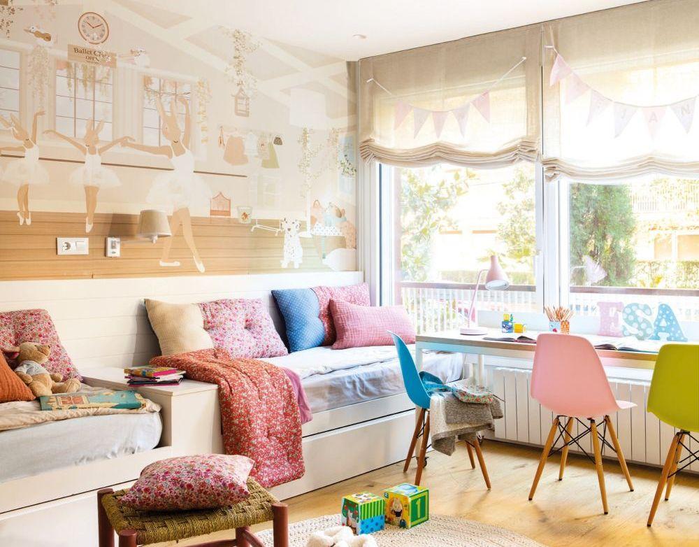 Locuință pentru o familie cu trei copii