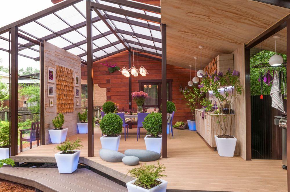 adelaparvu.com despre terasa cu bucatarie de vara,40 mp, Malakhovka, Rusia, Design Roman Belyanin si Alexei Zhbankov (14)