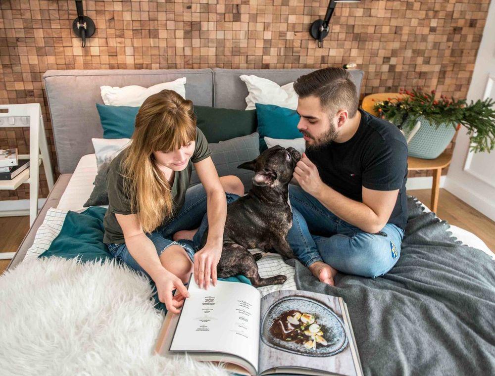 adelaparvu.com despre apartament de 2 camere in stil scandinav, Polonia, Design Shoko Studio (20)