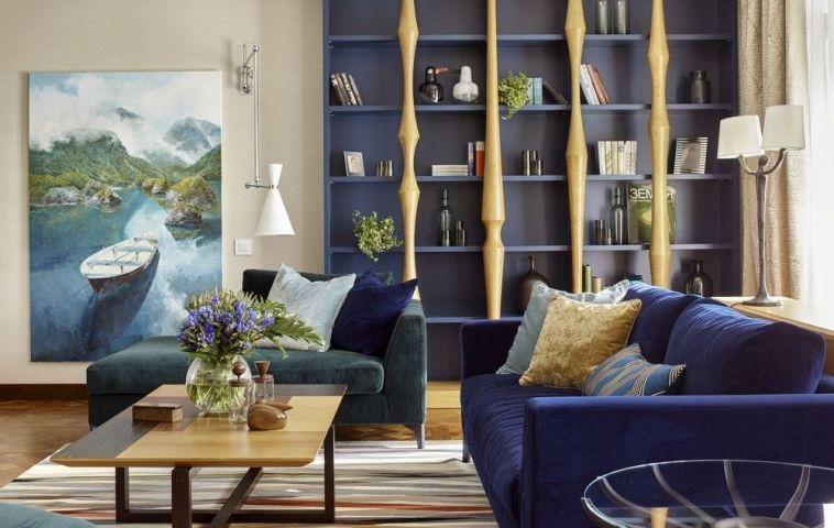 adelaparvu.com despre apartament elegant de 4 camere, Moscova, Designer Veronica Sudnikova, Foto Sergey Ananyev (31)
