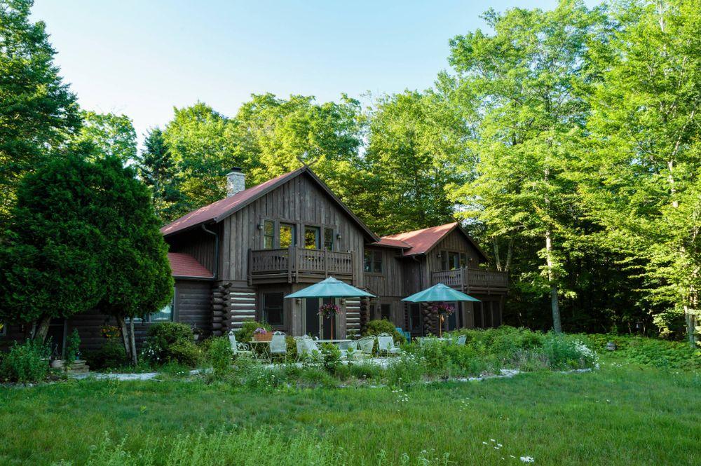 adelaparvu.com despre cabana rustica cu picturi scandinave, design Virge Temme Architecture, Foto Mark Lohmann (12)
