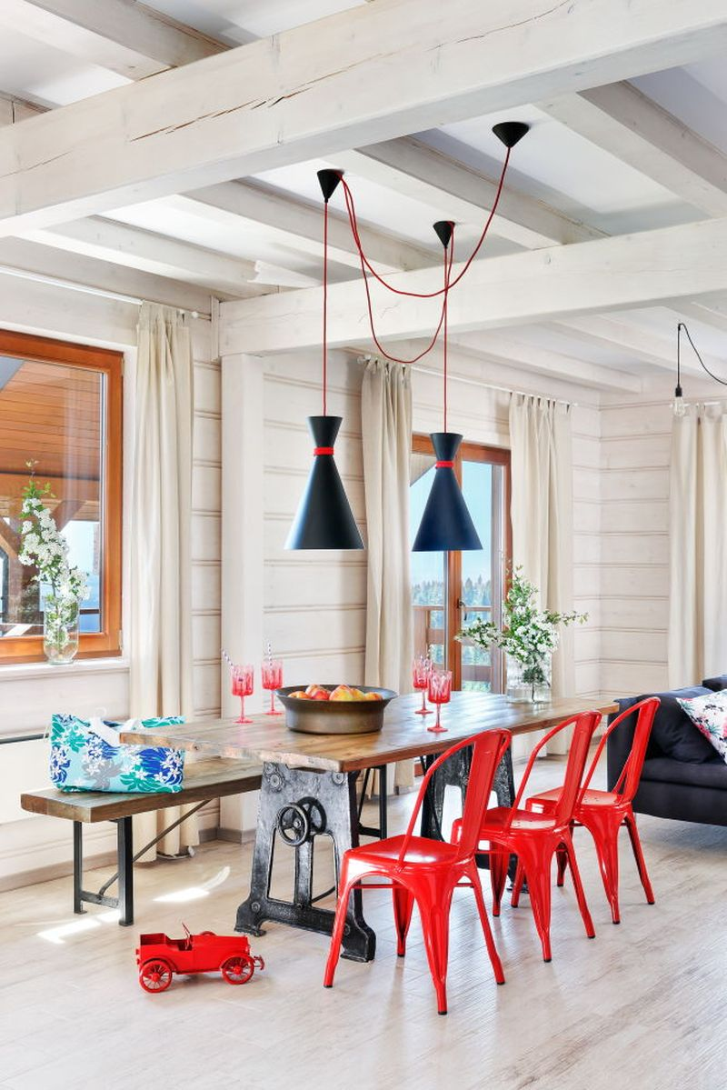 adelaparvu.com despre casa de lemn pentru weekend, Muntii Tatra, Polonia, design AlexDesign (10)