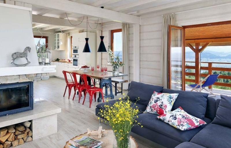 adelaparvu.com despre casa de lemn pentru weekend, Muntii Tatra, Polonia, design AlexDesign (25)