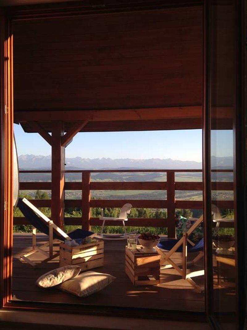 adelaparvu.com despre casa de lemn pentru weekend, Muntii Tatra, Polonia, design AlexDesign (8)