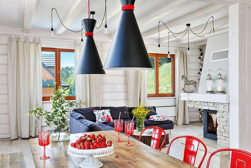 adelaparvu.com despre casa de lemn pentru weekend, Muntii Tatra, Polonia, design AlexDesign (9)