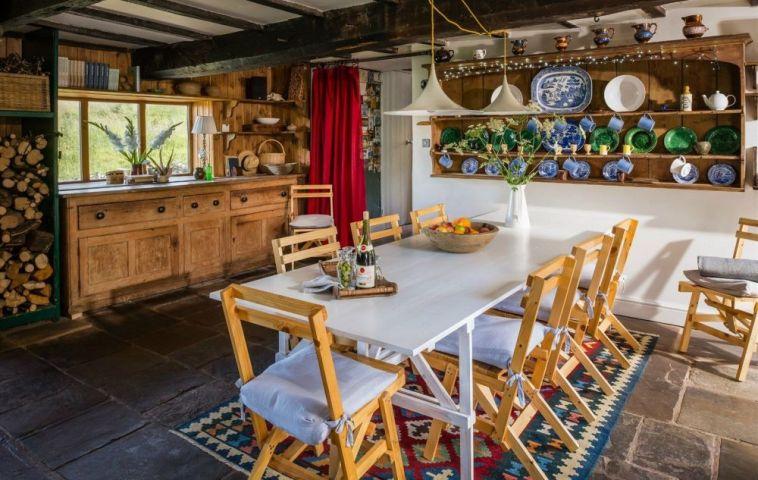 adelaparvu.com despre casa de vacanta de inchiriat, Anglia, Herefordshire, Charity House, Foto Unique Home Stays (17)