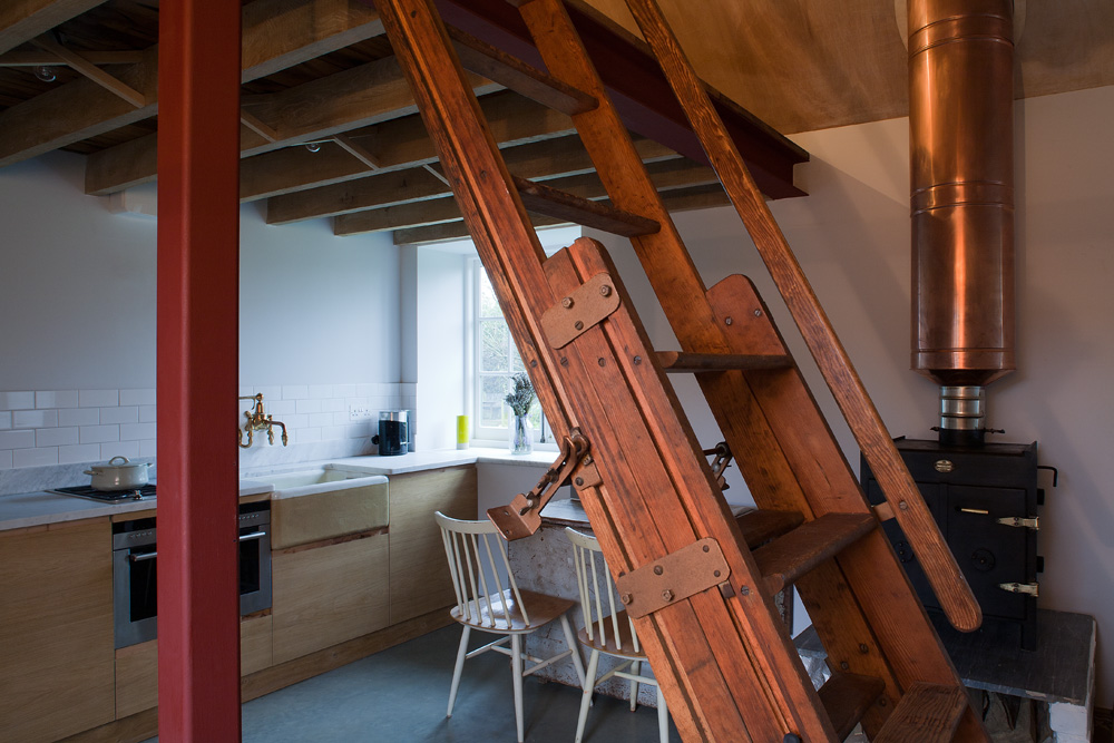 adelaparvu.com despre hambar spectaculos transformat, Arhitectura Liddicoat & Goldhill, Foto Will Scott (1)