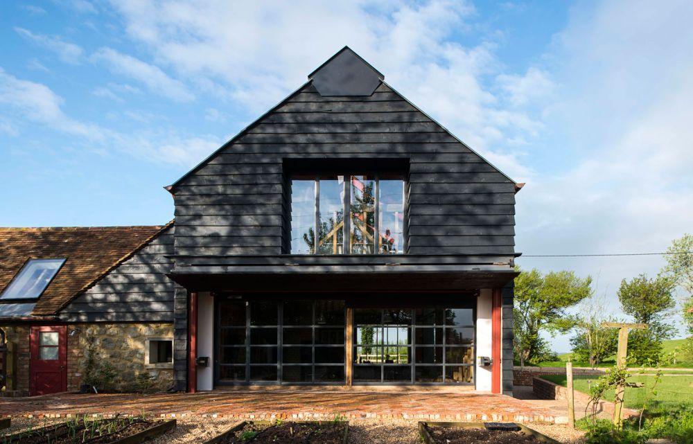 adelaparvu.com despre hambar spectaculos transformat, Arhitectura Liddicoat & Goldhill, Foto Will Scott (17)