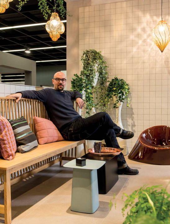 Luca Nichetto, Foto Koelnmesse, Daniel Banner