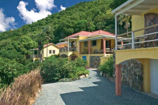 adelaparvu.com despre Villa Tara din Tortola Caraibe (7)