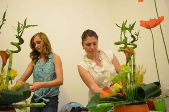 adelaparvu.com despre cursuri florale Andeli Design (4)
