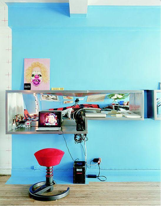 adelaparvu.com despre 10 idei pentru biroul sau atelierul de acasa (1)