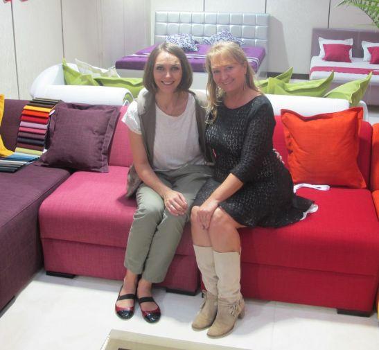 Alaturi de Mariana Agache, managing partner la firma Agache