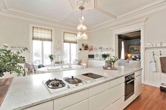 adelaparvu.com despre interior elegant chalet elvetian designer  Anne Cecilie Ranke (10)