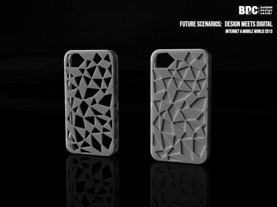 Huse iPhone cases printate 3D  AIRA design studio designeri Irina Alexandru si Tatiana Carp