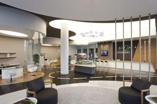 Otoport Sales Office Istanbul design interior Gonye Project Design