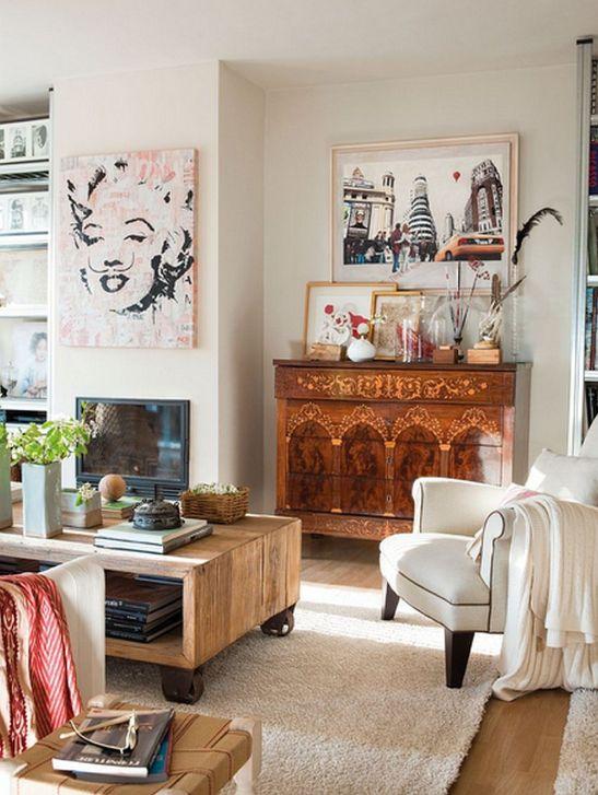 adelaparvu.com despre casa designerului  Dafne Vijande Foto ElMueble(6)