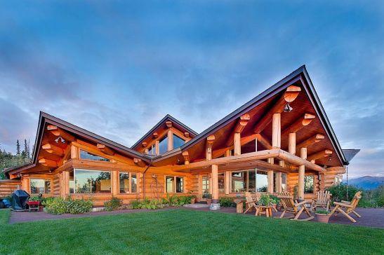 adelaparvu.com despre casa din barne lemn cu arhitectura contemporana Arhitect Marc Ivy (7)