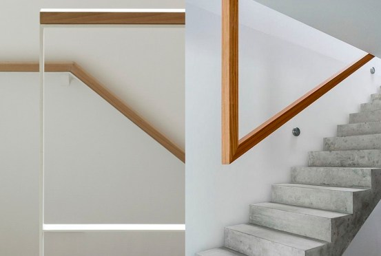 Tienes escaleras en casa aprovecha las barandillas esmihobby - Proteccion escaleras ninos ...