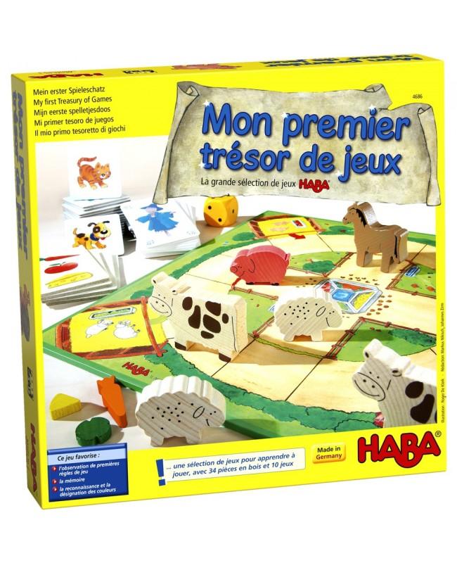 Mon Premier Trésor De Jeux : premier, trésor, Premier, Trésor, Grande, Sélection, Vente