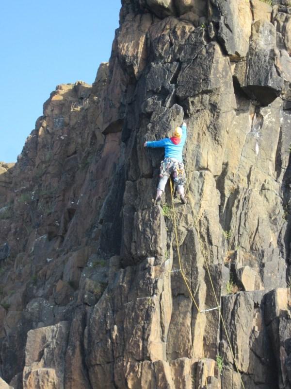 Rock Climbing Scotland