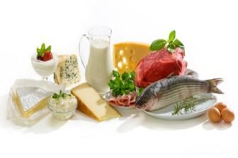 dieta alta en proteínas y baja en carbohidratos