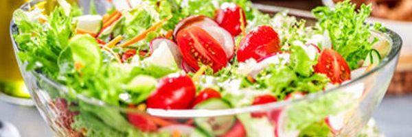 ¿Por qué la ensalada puede ser el mejor alimento para bajar de peso?