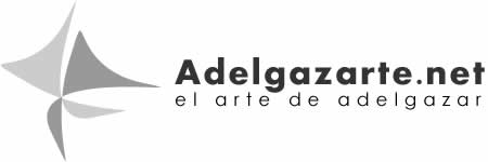 """Logo """"Adelgazarte: El arte de adelgazar"""""""