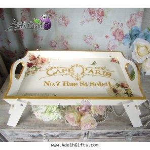 tray lipat ivory emas