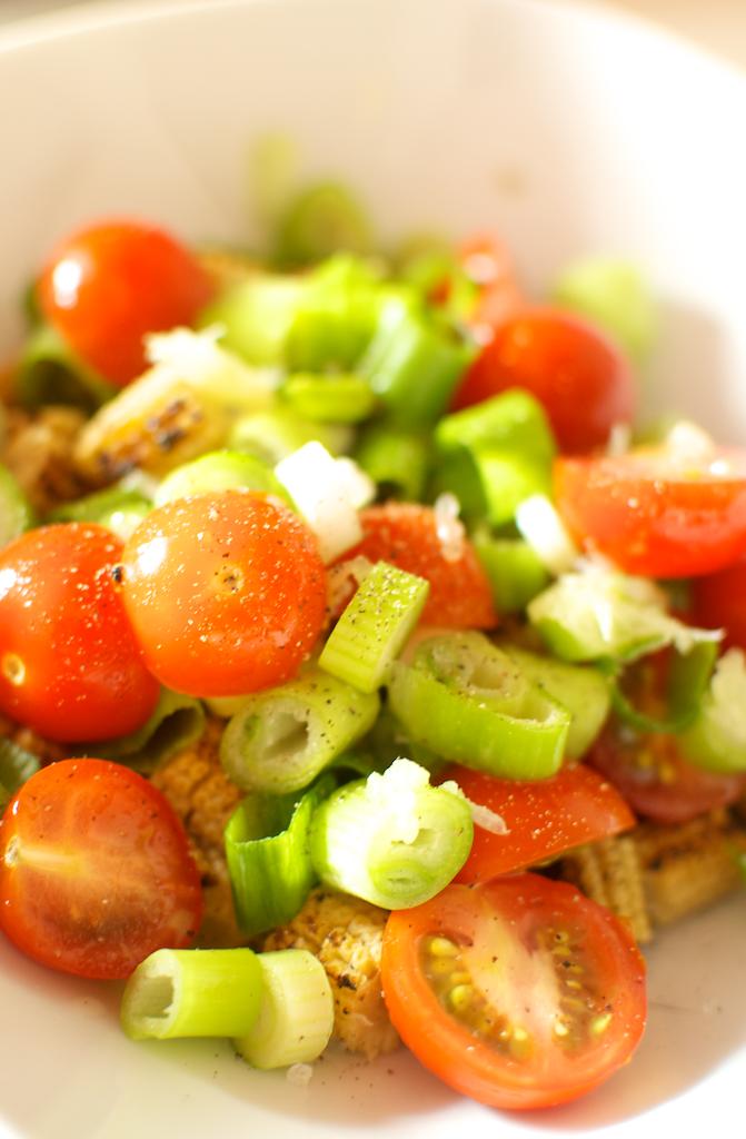 Salata porumb