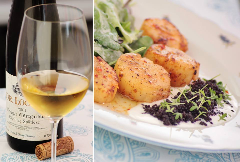 riesling coquilles marian