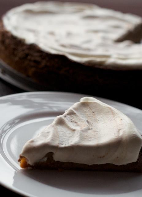 Cheesecake cu roscove si frisca