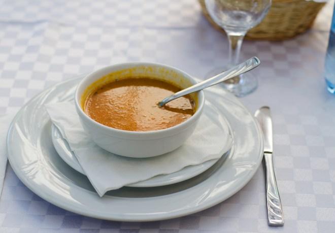 supa crema de morcov cu chimen si ghimbir