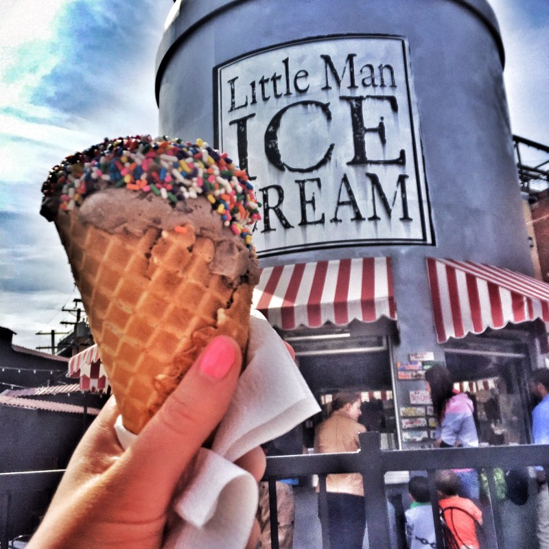 Little Man Ice Cream – Review