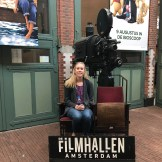 The FilmHallen (next to the food hallen)
