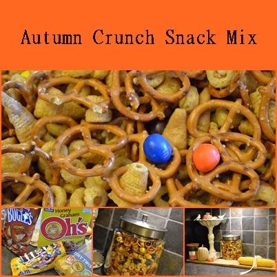 Autumn Crunch Snack Mix