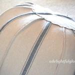 My Pouffe From Sew a Fine Seam {I am in Love}