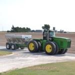 Happenings on the Farm: Fertilizer Spreading