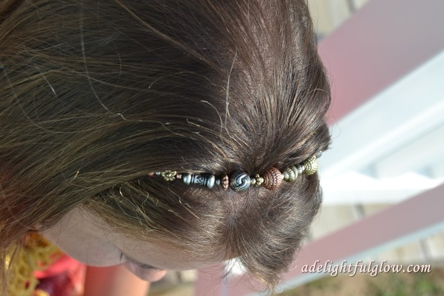 Mixed Metals Headband