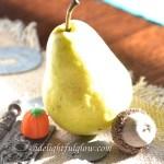 Pears {Closeups for Theme Thursday}