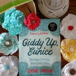 Yarn Along {Giddy Up Eunice}