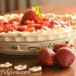 In the Farmhouse Kitchen with Pretty Pies: Strawberry