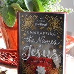 An Advent Devotional: Unwrapping the Names of Jesus {Giveaway}