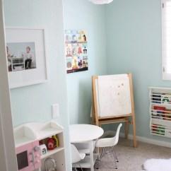 Land Of Nod High Chair Ergonomic Headrest The Playroom