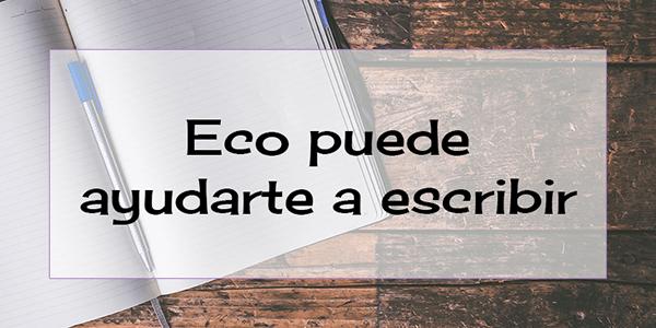 El mito de Eco puede darte ideas para escribir