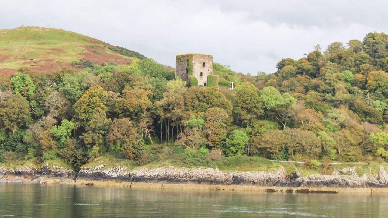 Dunnollie-Castle-In-Oban