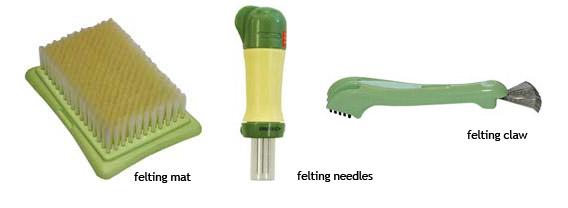 felting-equipment