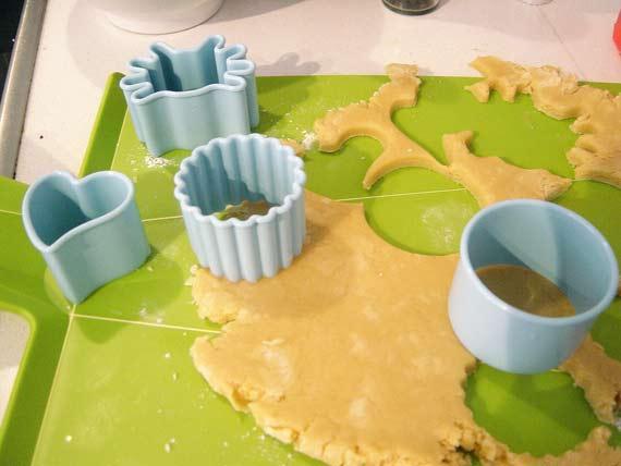 cookie cutter mess