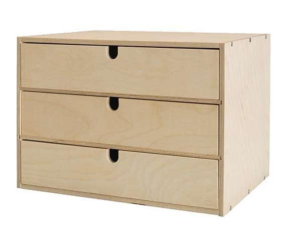 Boring IKEA drawers